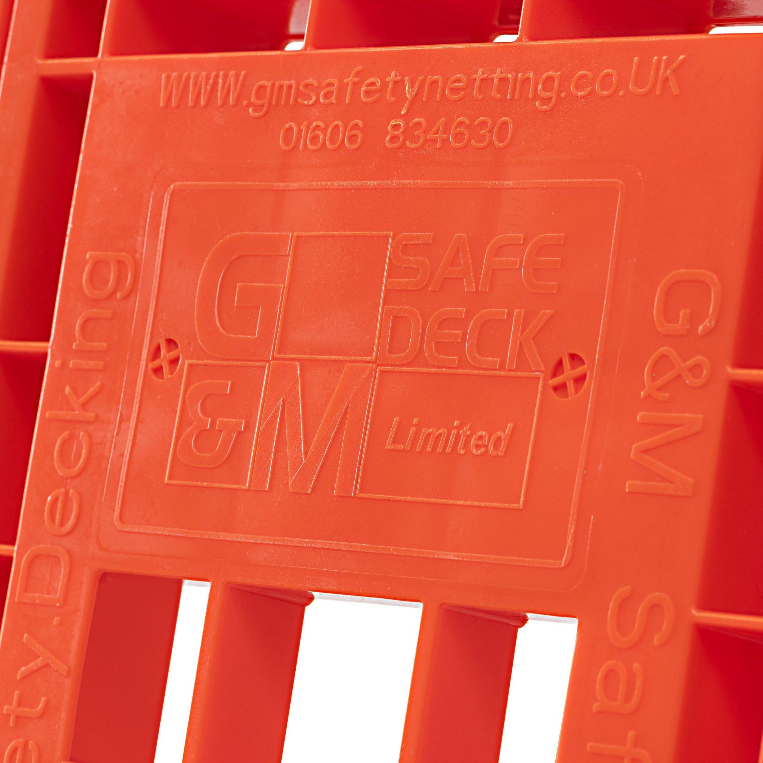 Versatile Safety Deck System