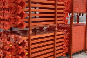 Safety Decking Storage